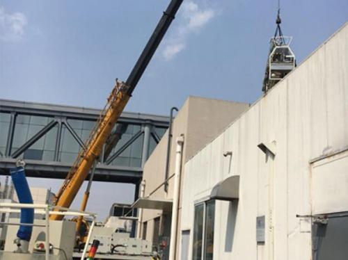 温州开发区1000吨吊车出租